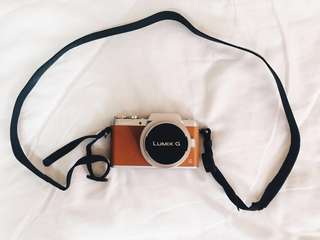 SET panasonic lumix g dmc-gf7