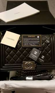 Chanel Bag DATE CODE 20