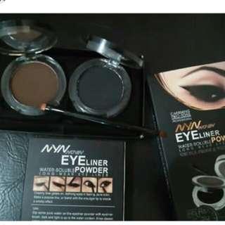 Eyeliner powder