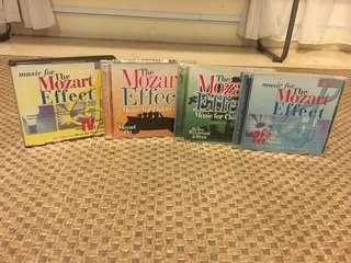 THE MOZART EFFECT (CDs)