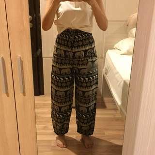 Brand New Thai Elephant Pants