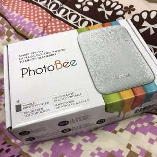 PhotoBee mobile printer