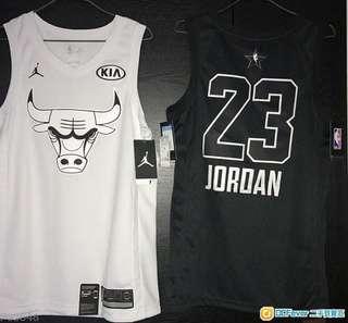 Jordan NBA All-Star Swingman Jersey