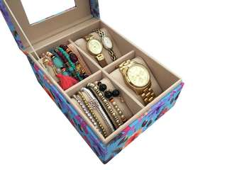 Watch Box 4 Slots