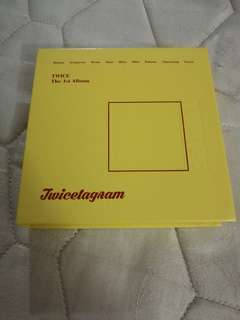 Twicetagram yellow album