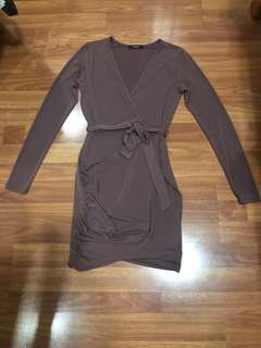 Forever 21 Jersey dress size small