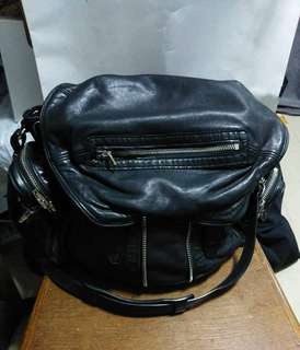 Alexander Wang backpack 背囊 側揹袋