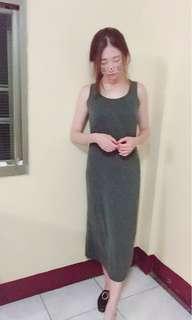🚚 休閒長版洋裝