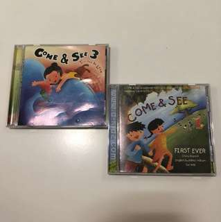 Pre Loved Story Based English Buddhist CDs