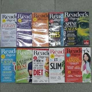 Magazine ( Reader's Digest )