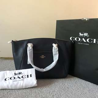 Coach Satchel - Prairie Satchel in polished pebble leather