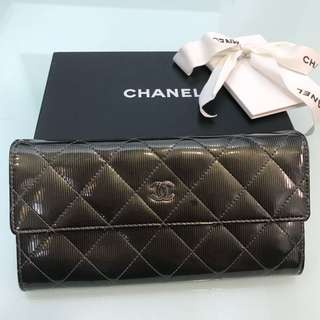 Authentic Chanel Wallet full set with receipt