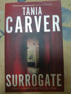 [WTS] The Surrogate (Tania Carver)