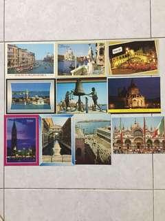 Venezia~ Post Cards