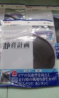 Sound proof strip type B