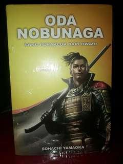 "Novel seri (Buku II) ""Oda Nobunaga : Sang Penakluk dari Owari"""