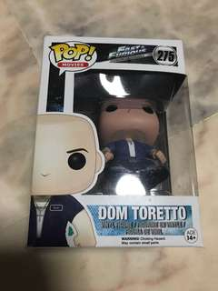 Dom Toretto POP Figurine