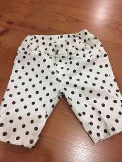 Polka Dot Korean Pants