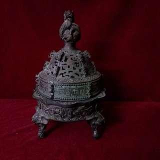 青铜辉煌的遗产 - 焚香熏炉 - 雍正年制