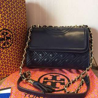 New Arrival TORY BURCH Fleming Convertible Shoulder Bag -