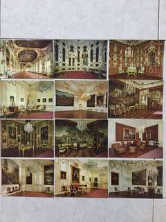Schonbrunn Palace~ Post Cards