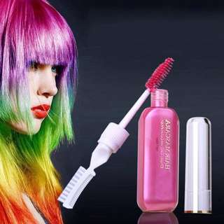 🦋Hair Dye Easy Temporary Non-toxic Mascara Color Hair Cream🦋
