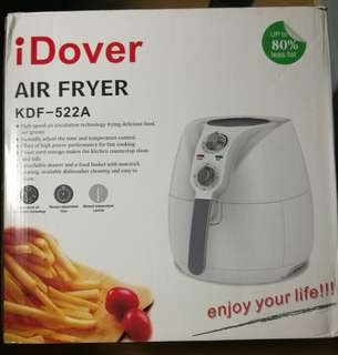 Brand New iDover Air Fryer