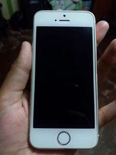 Iphone 5 (space gold)