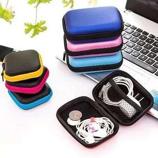 Cord organizer/ coin purse wallet