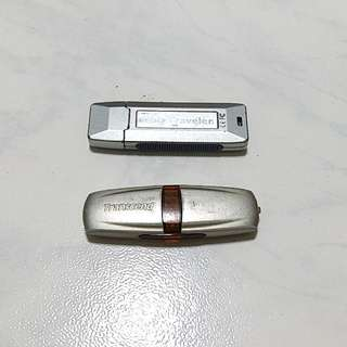 2 Antique Thumbdrives