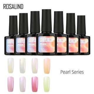 🚚 Pearl Series Nail Gel UV LED 10ml