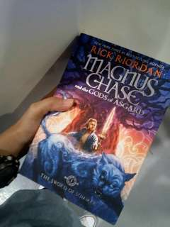 Magnus Chase and the God of Asgards