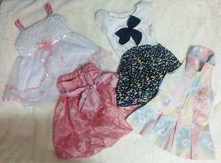 Pre-loved Baby Dresses, Take All for 350!!!