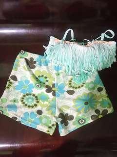 Green Swimsuit Bundle