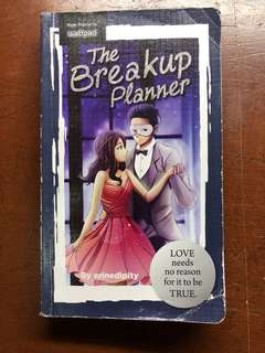 The Breakup Planner by erinedipity