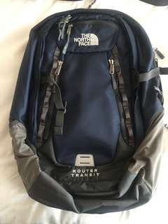 North Face - Rounter Transit 100% AUTHENTIC