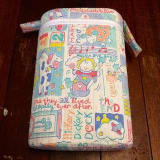 Baby milk bottle warmer bag