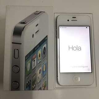 iPhone 4S 日版 Sim Lock