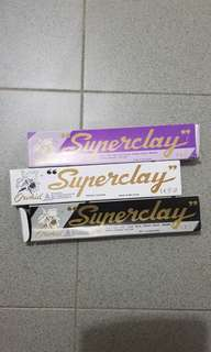 BRAND NEW Superclay plasticine