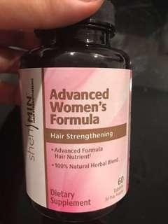 Shen min hair strengthening supplements