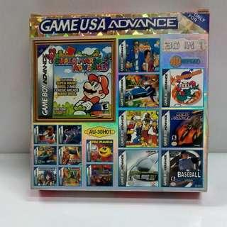 Game boy advance game