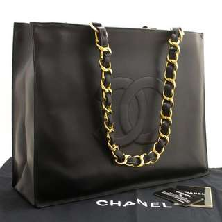 Chanel Bag jumbo large tote bag with GHW