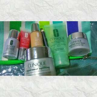 CLINIQUE SET - TRAVEL SIZE