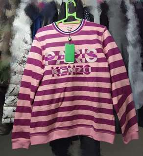 Kenzo 衛衣 sweater size m
