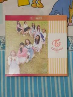 TWICE 3RD MINI ALBUM : Twicecoaster Lane 1