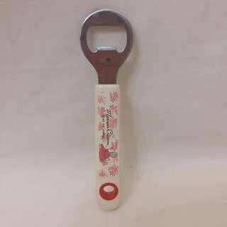 ❎❎清倉跳樓不議價❎❎ sanrio marron cream 開瓶器 1992年