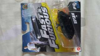 Mattel 1:55 fast and the furious 8 - ripsaw tank