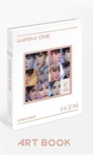 Wanna One Undivided (Art Book Version) CD+Poster+Photocard