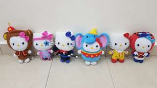 Hello Kitty Mc Donald Soft Toys