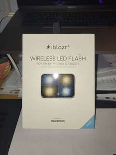 iBlazr 2 Wireless LED Flash